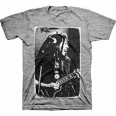 T-shirts Bob Marley Profiles Black T-shirt New Merch