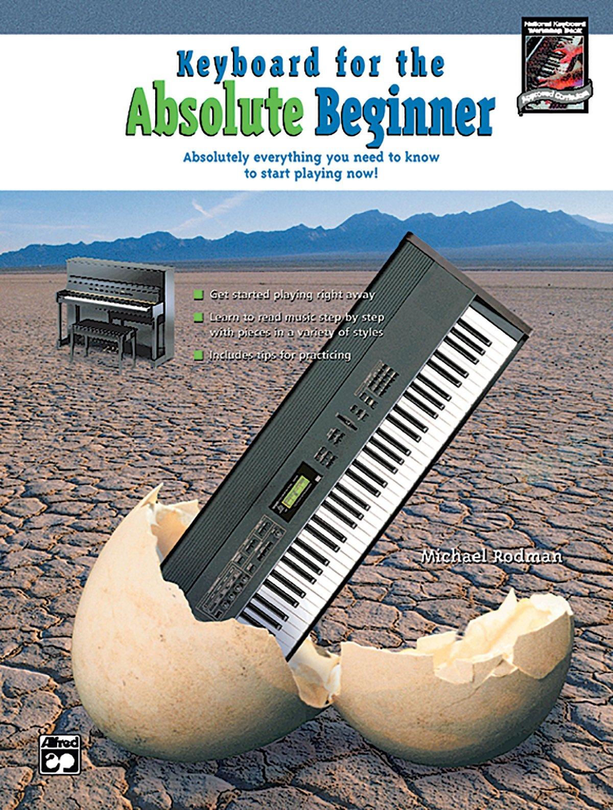 Download Keyboard for the Absolute Beginner (Book & CD) (Absolute Beginner Series) pdf epub