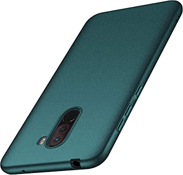 XINKO Xiaomi Pocophone F1 Funda, Cubierta Slim Armor Carcasas, PC ...