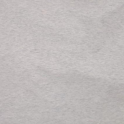 8a9c1760b94 Amazon.com: Telio Organic Cotton Melange Jersey Fabric, Light Grey ...