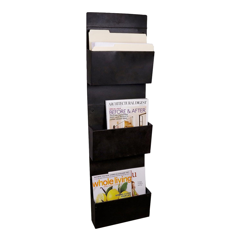 rack pdx pillows mounted rebrilliant decor wall magazine mount wayfair tier modern