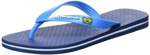 Ipanema Ipanema Classica Brasil II AD, Chanclas Hombre, Azul (Blue/Blue 84), 45/46 EU