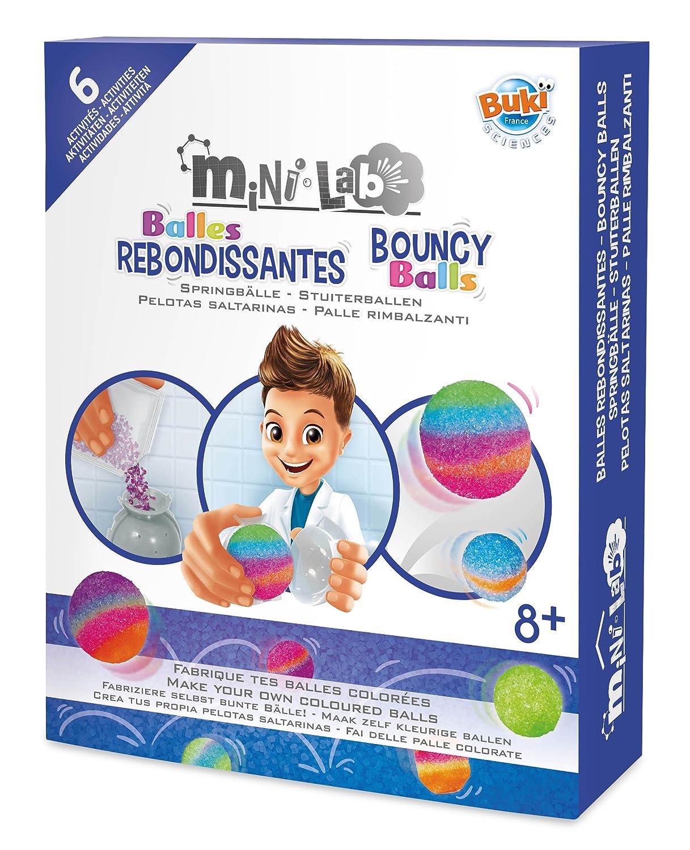 Buki - 3009 - Mini lab Balles Redondissantes BUKI France