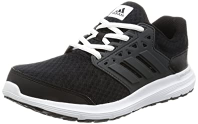 get cheap 9069f e0559 Adidas Galaxy 3 W, chaussures de tennis femme - Noir (Core Blackdark