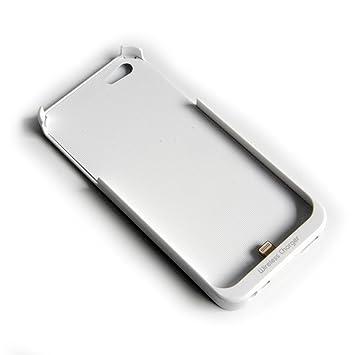 Funda de carga para iPhone5 y iPhone5S compatible con ...