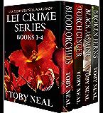 Lei Crime Series Boxed Set: Books 1-4
