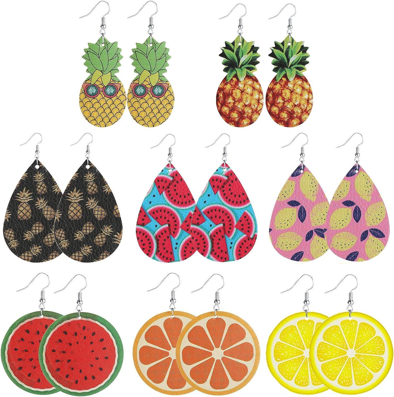 Top 10 Pine Apple Earrings