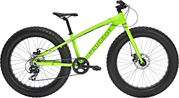 Ciclo Peugeot Fat Bike jfb24 – Peugeot Sport: Amazon.es: Deportes ...