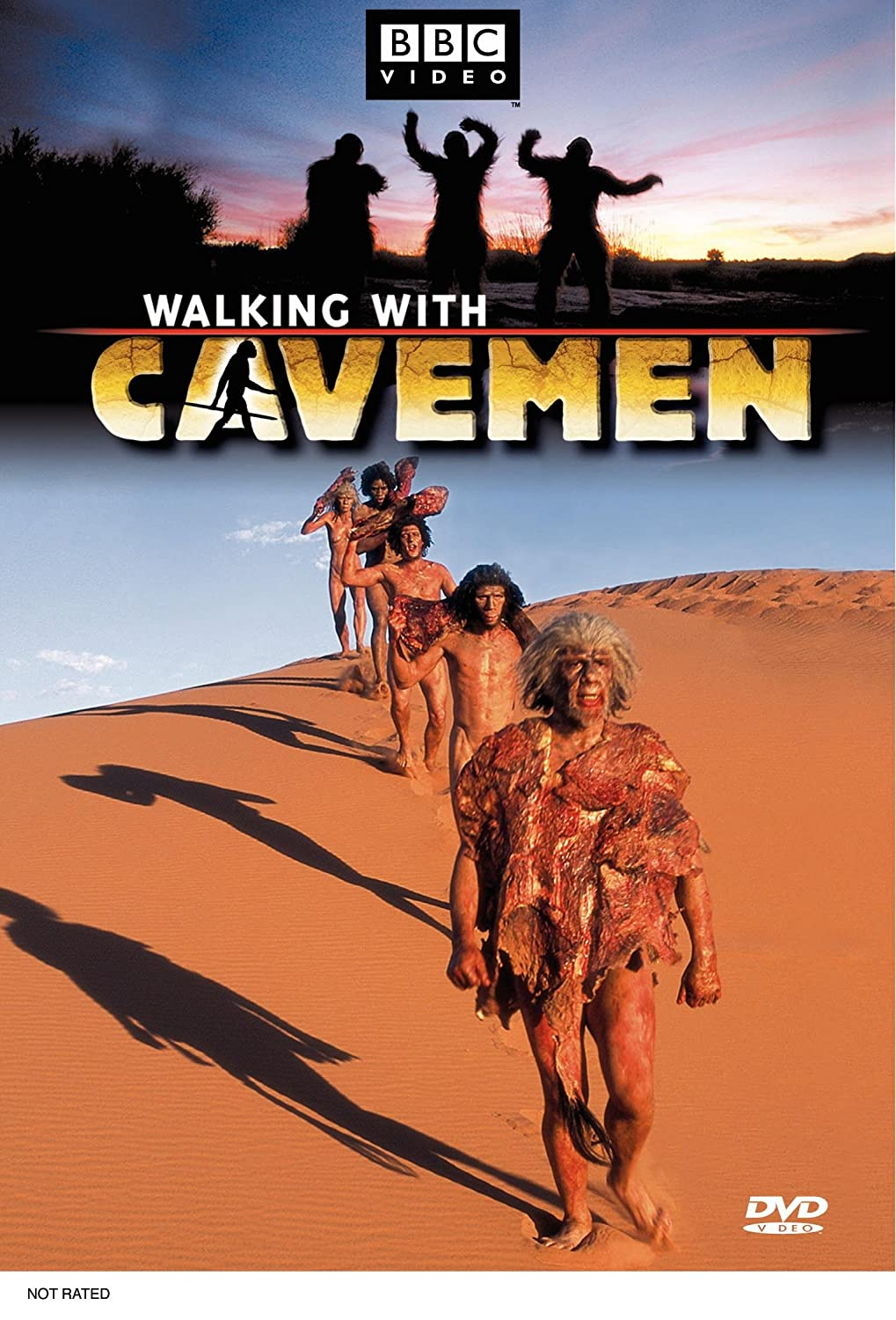 Walking With Cavemen Robert Winston Alec Baldwin Christian Bradley Alex Palmer