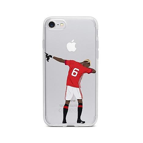 17a01ce49 Funda iPhone 6/6S Fútbol - Paul Pogba - Dab: Amazon.es: Electrónica
