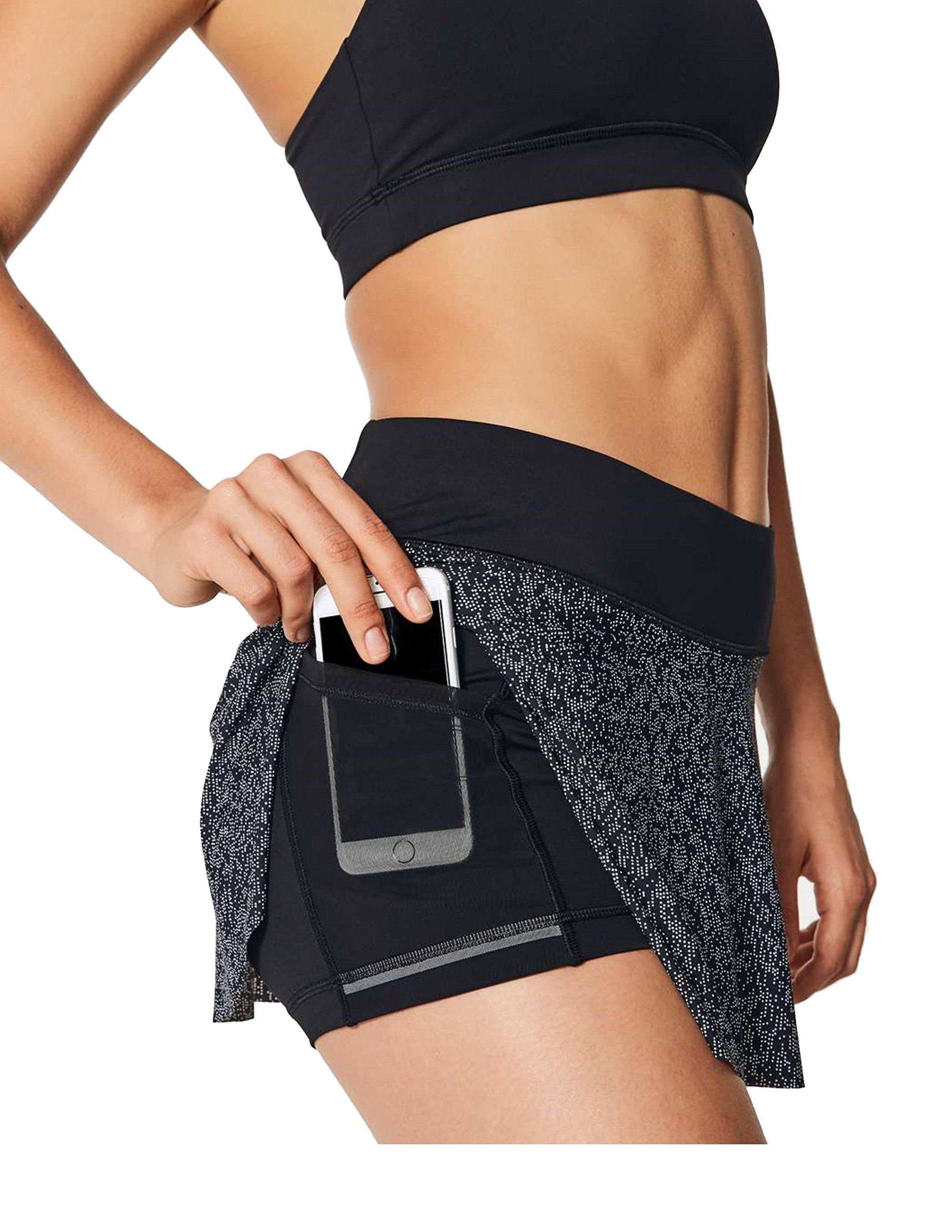 Lululemon Women's Quick Pace Skirt Size 6
