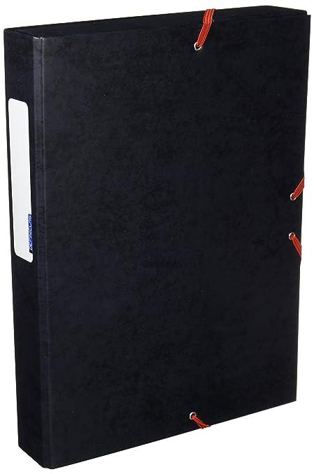 Definiclas 950083 - Carpeta de proyectos, color negro