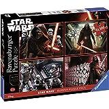 RAVENSBURGER 4 Puzzles 100p Star Wars