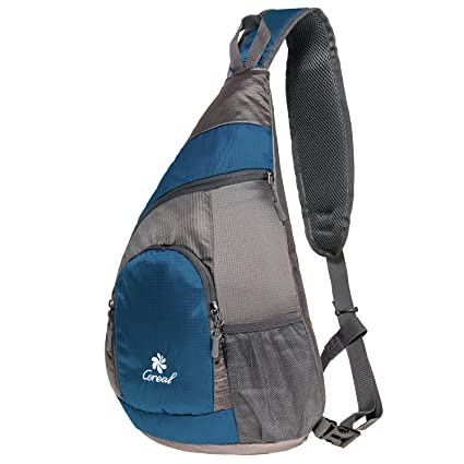 b10ca825a20c SKYLE Sling Bag Backpack for 7.9   iPad Mini Shoulder Chest Pack Unbalance  Outdoor Crossbody