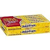 Juicy Fruit Original Bubble Gum, 5 Stick (40 Packs) (Tamaño: 5 Count (Pack of 40))