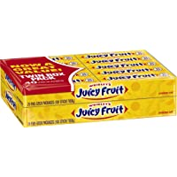 Deals on 40-Packs Juicy Fruit Original Gum, 5 Stick
