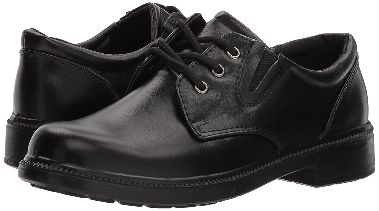 b9d6e8228a Amazon.com  French Toast Boys Damien Uniform Dress Shoe  Shoes