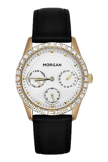 new styles 035f7 7ba08 MORGAN Orologio Multi-quadrante Quarzo da Donna con ...