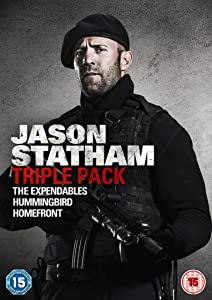 Jason Statham Triple Pack (The Expendables, Hummingbird & Homefront) [DVD] [2015]