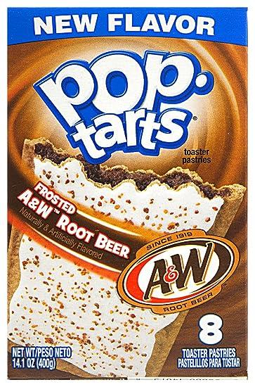 Image result for root beer pop tarts