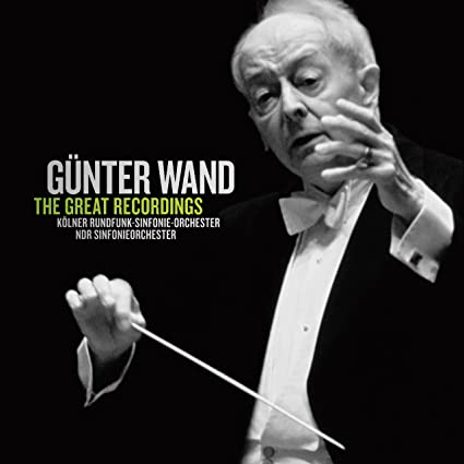 輸入盤 Gunter Wand Great Recordings(CD28枚+DVD1枚)の商品写真