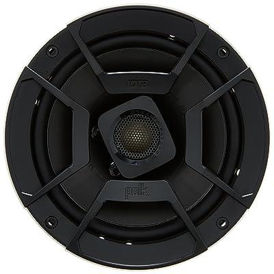 "Polk DB652 UltraMarine Dynamic Balance Coaxial Speakers, 6.5"" - Pair: Automotive"