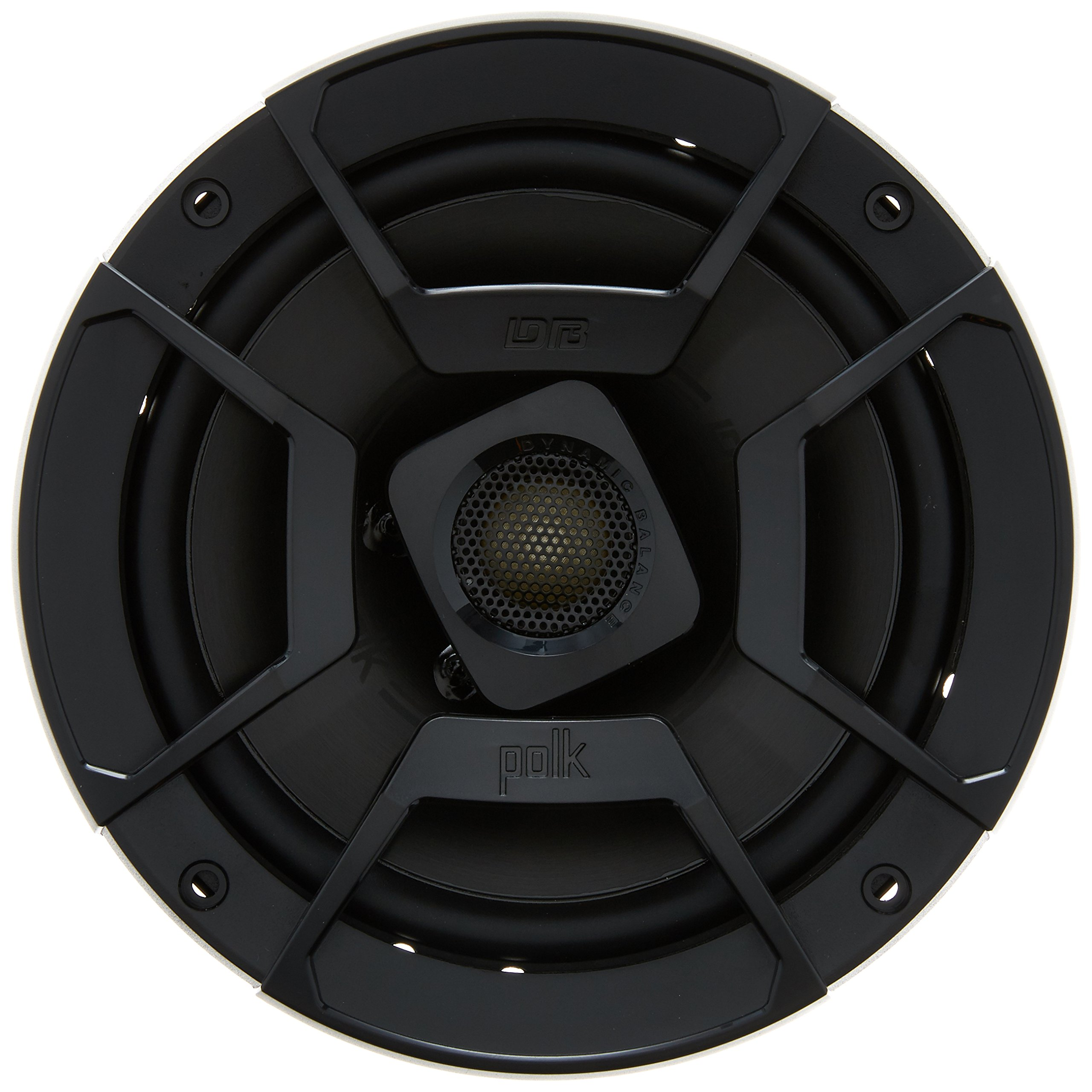 Polk DB652 UltraMarine Dynamic Balance Coaxial Speakers, 6.5'' - Pair