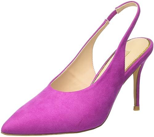 Primadonna 112110613MF Scarpe con Cinturino alla Caviglia Donna Viola 40