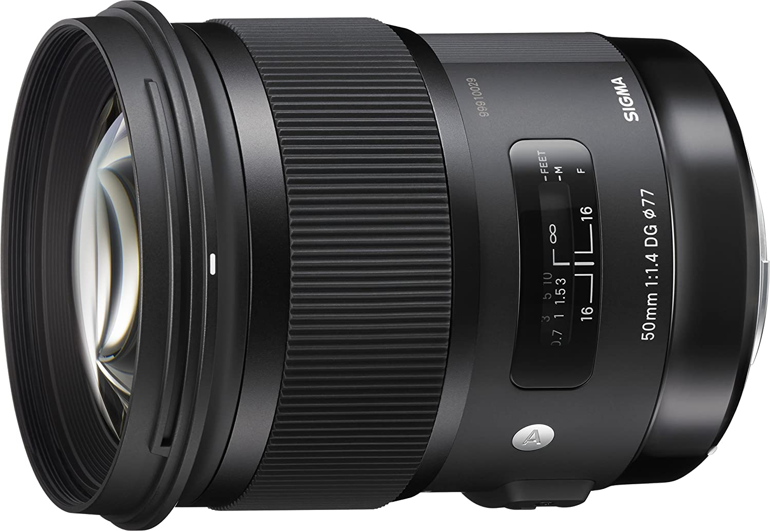 Sigma mm DG HSM Objetivo para Canon mm f  color negro