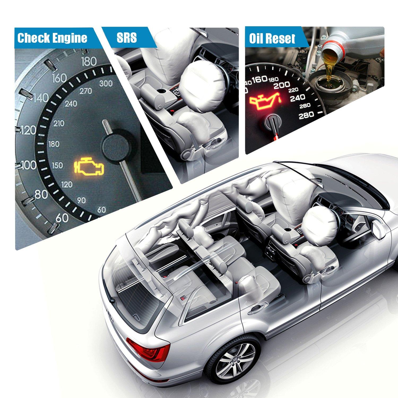 Amazon Diagnostic Scanner Tool Automotive Scanner for BMW MINI
