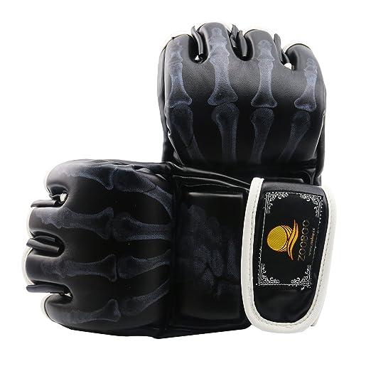 19 opinioni per GranVela® ZOOBOO Guantoni da boxe, guanti di combattimento Sports MMA Muay Thai