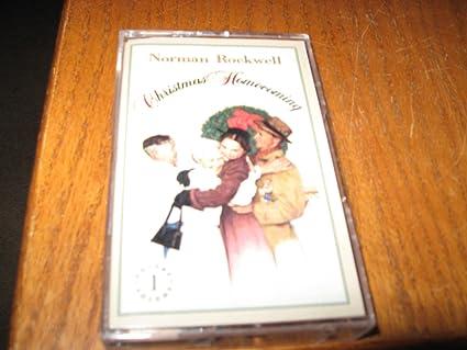 Christmas Homecoming Rockwell.Norman Rockwell Christmas Homecoming Amazon Com Music