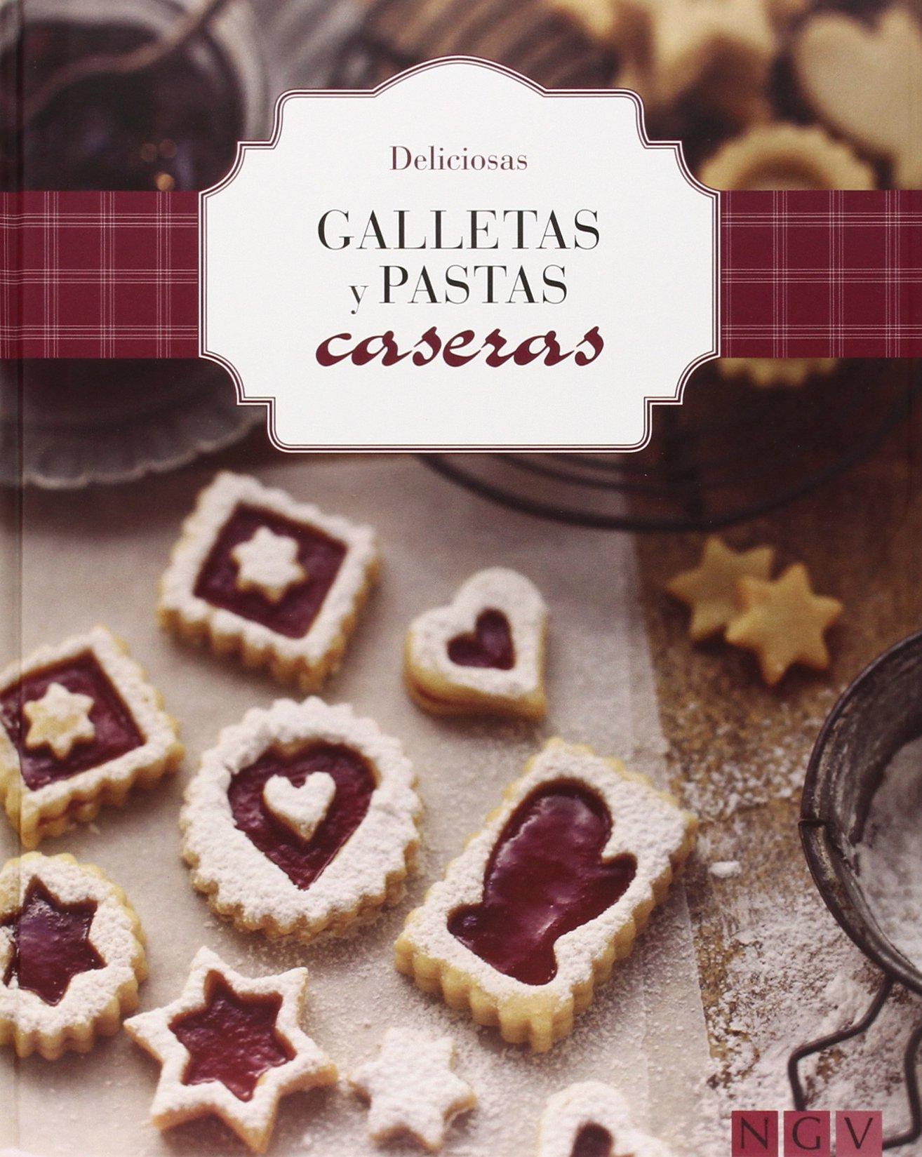 GALLETAS Y PASTAS CASERAS - NGV (Spanish) Hardcover – 2013