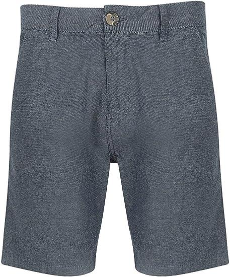 Mens 100/% Cotton Chino Shorts Dissident Cotton Beach Holiday Summer 1G7222 BUJU