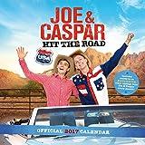 Joe and Caspar Official 2017 Calendar - Square 305x305mm Wall Calendar 2017