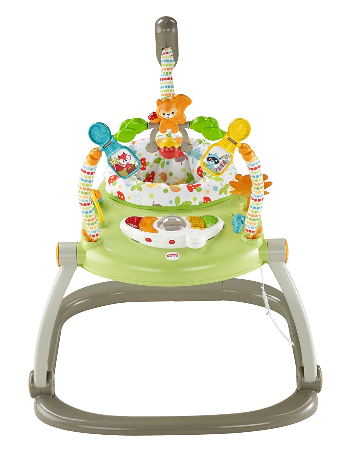 Fisher-Price Jumperoo: Woodland Friends SpaceSaver