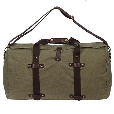 Amazon.com   Bellemonde Carry on Travel Duffle