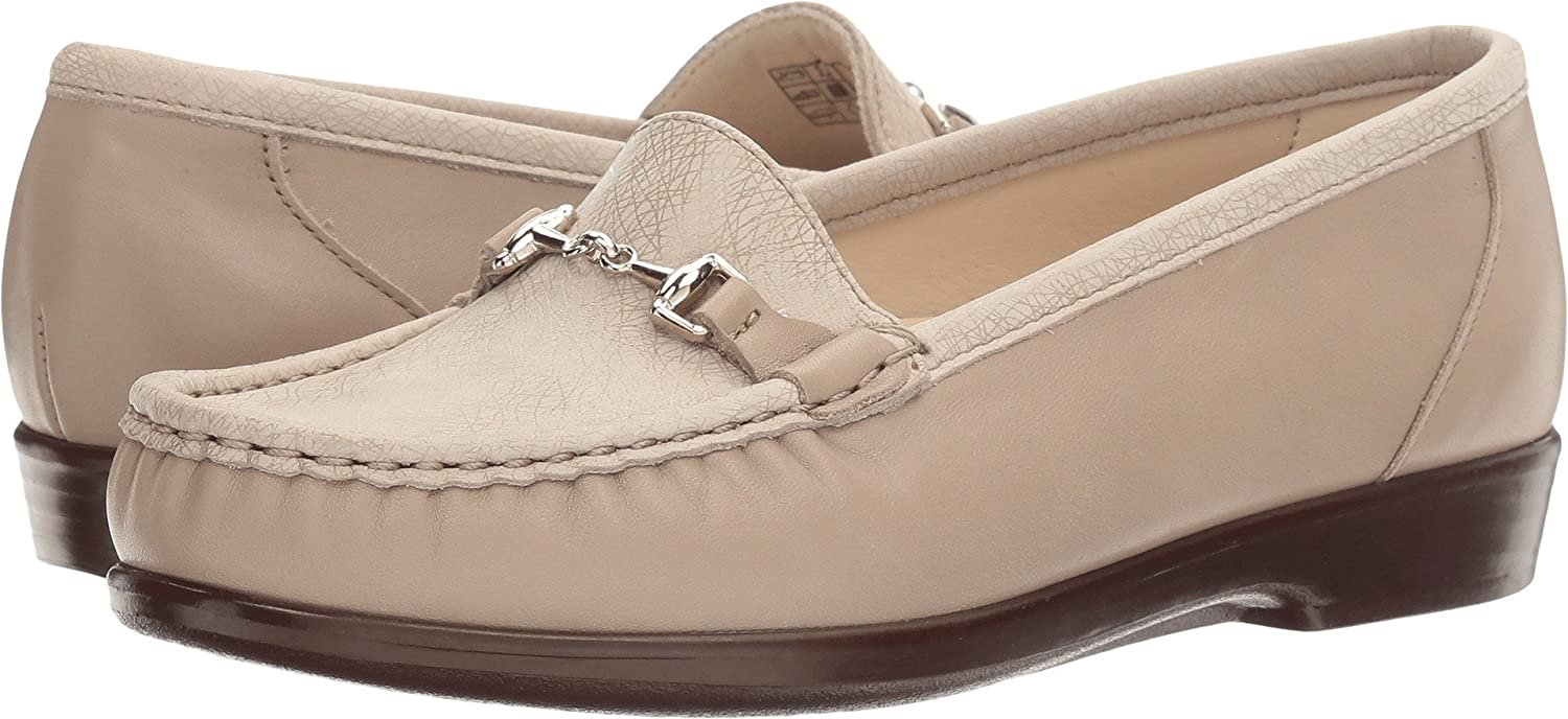 SAS Womens Metro B01NCQPFHD 7 WW - Double Wide (D) US|Taupe/Linen Web
