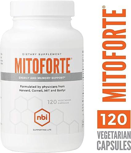 Amazon.com: Bioquímica nutricional Inc – mitoforte 120 C ...