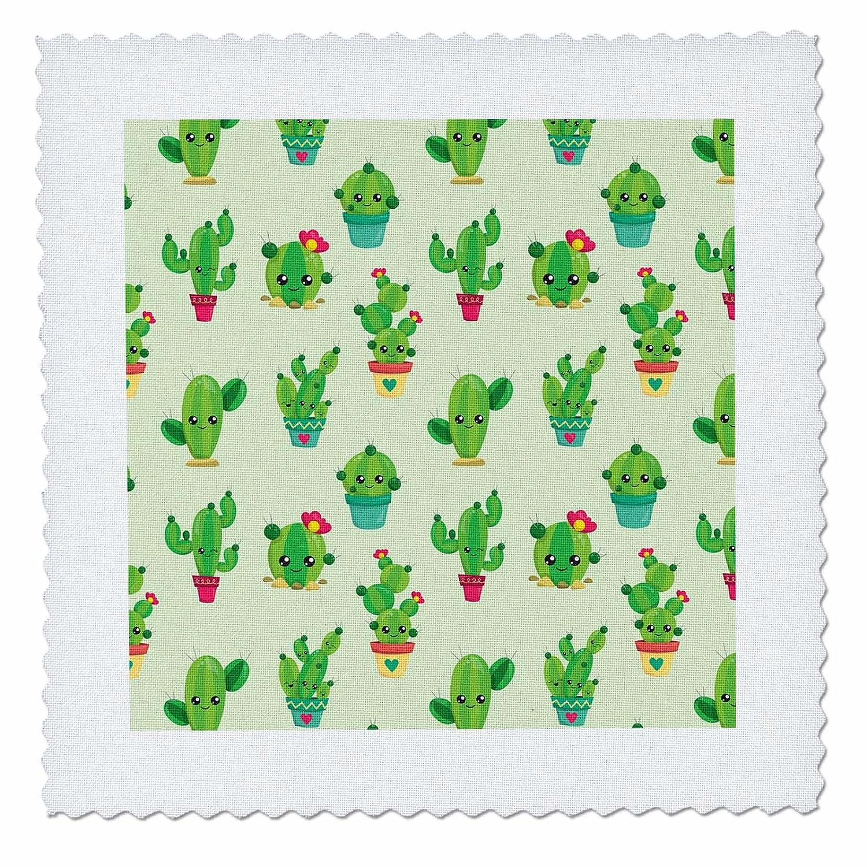 4568434b093e 3dRose Anne Marie Baugh - Patterns - Cute Saguaro and Flowering ...