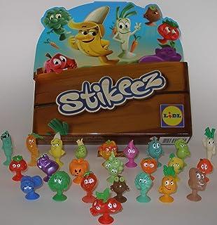 Unbekannt Lidl Stikeez 2018 Einzelauswahl Blues Amazonde Spielzeug