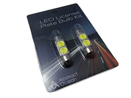 Amazoncom LED Licence Plate Bulb lamp Kit for the Tesla Model