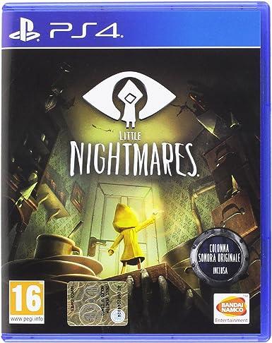 Namco Bandai Games Little Nightmares, PS4 + CD Soundtrack Básico + complemento PlayStation 4 Italiano vídeo - Juego (PS4 + CD Soundtrack, PlayStation 4, Aventura): Amazon.es: Videojuegos