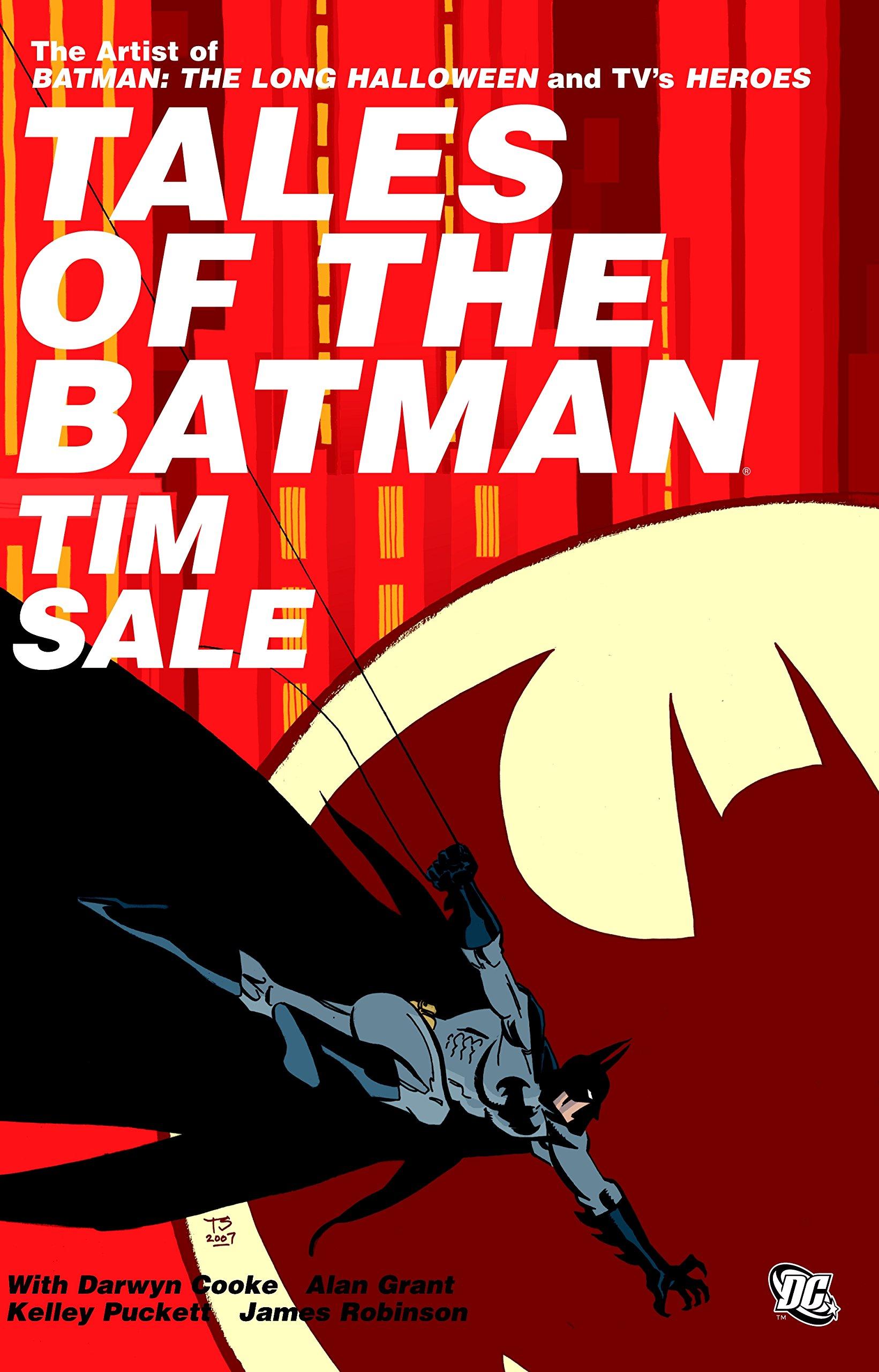 Tales Of The Batman: Tim Sale PDF