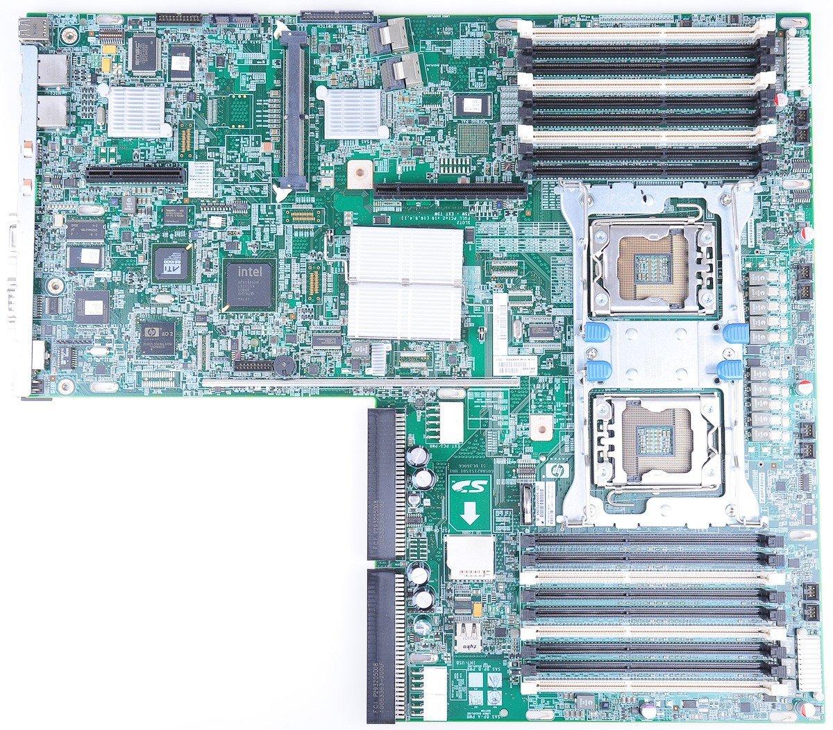 HP Desktop/ProLiant DL360 G6 493799-001 System Board: Amazon
