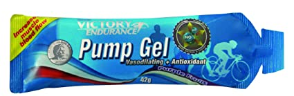 Weider Victory Endurance, Energy Boost Gel Purple Fruits , 1008 gr (24 x42 gr