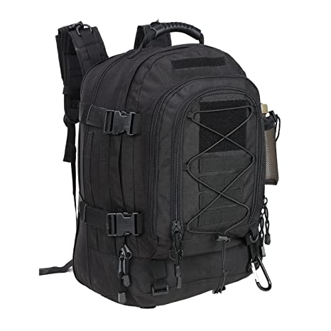 PANS Military Expandable Travel Backpack Tactical Waterproof Outdoor 3-Day  Bag b3ba57baa770a