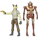 Star Wars Rebels – Cikatro Vizago & IG-RM – 2 Figurines 10 cm