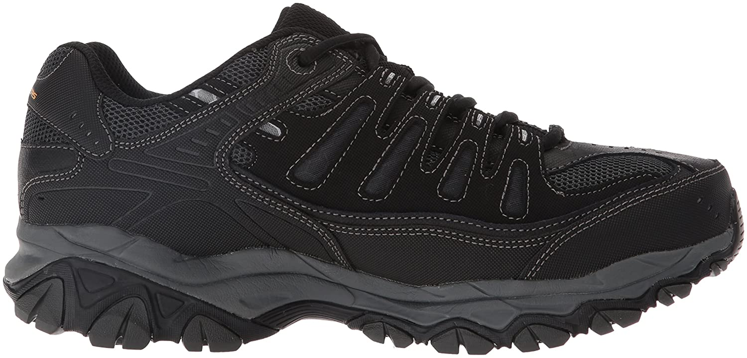 Skechers-Afterburn-Memory-Foam-M-Fit-Men-039-s-Sport-After-Burn-Sneakers-Shoes thumbnail 7