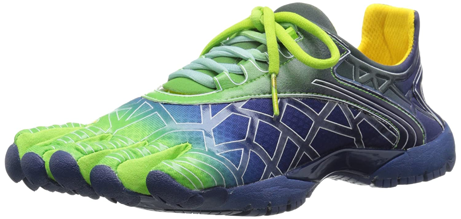 sports shoes 31f16 8e66f Vibram Men s Vybrid Sneak Walking Shoe, Blue Green, 45 EU 11.5-12 M US  Buy  Online at Low Prices in India - Amazon.in